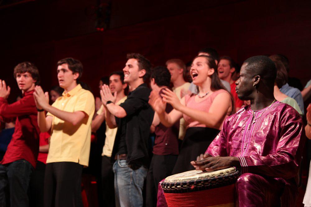 Ankündigung: Neue Wiener Stimmen beim Ghana Cultural Day