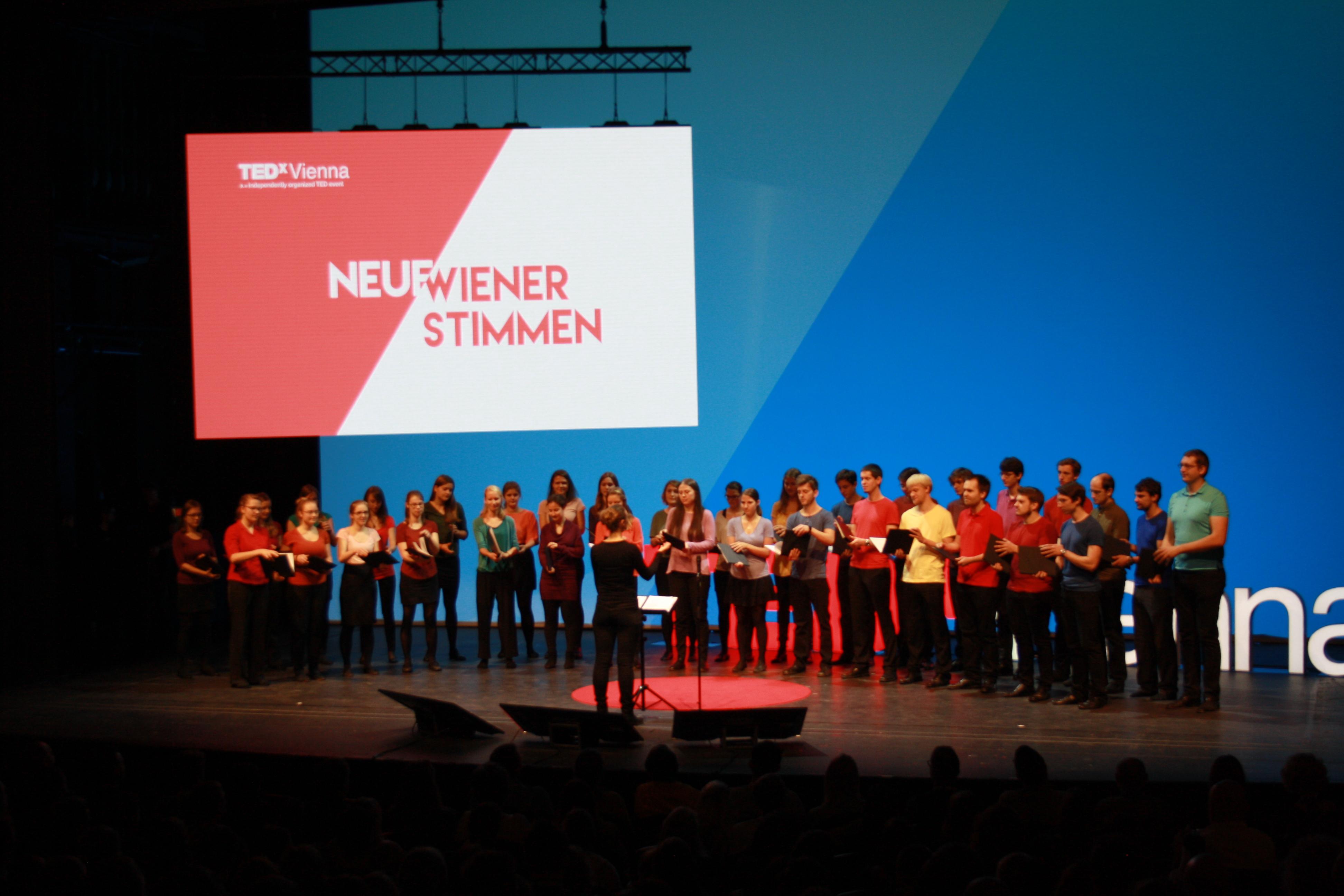 Tedx Vienna 2016