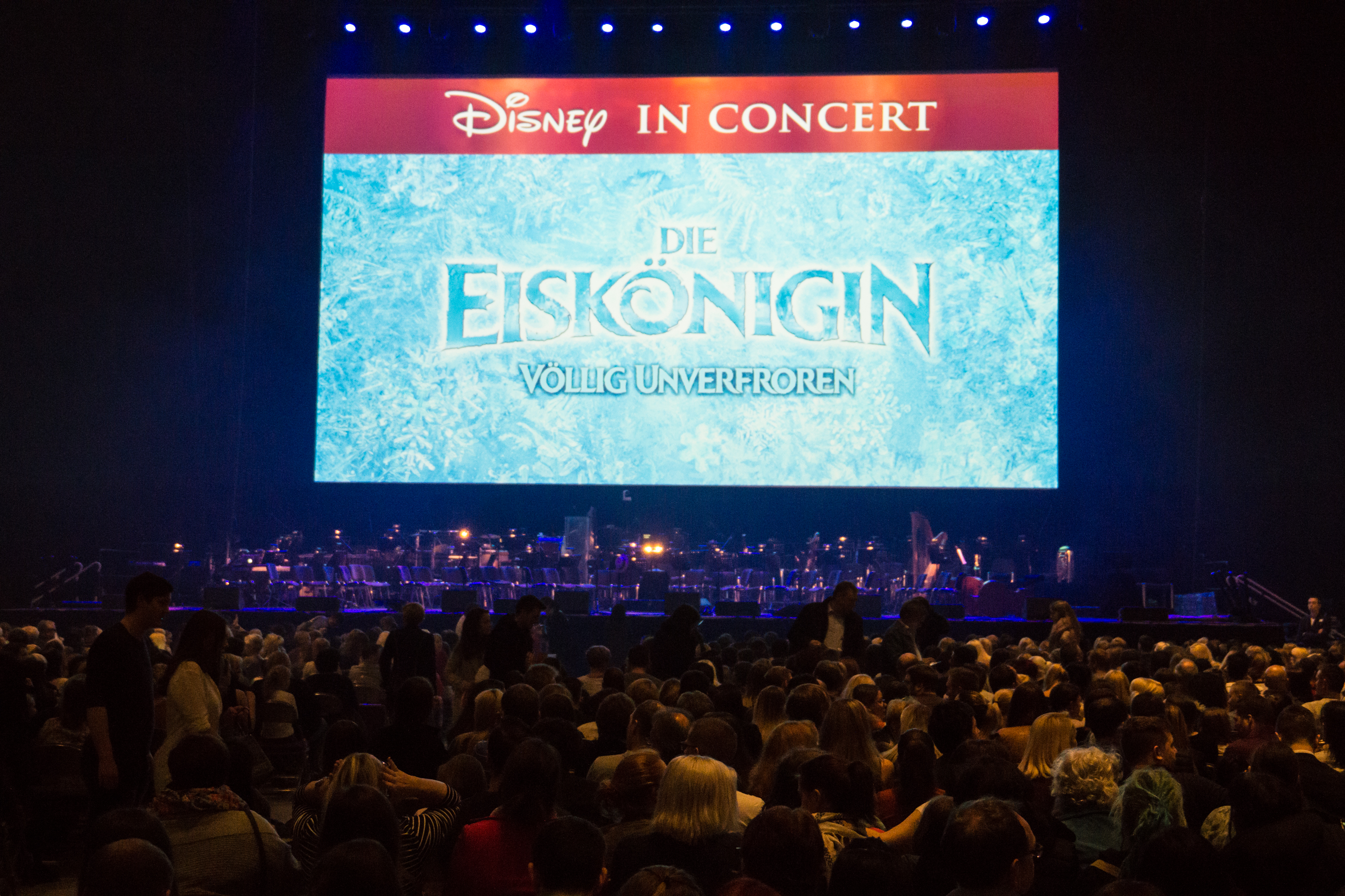 Disney in Concert: Frozen - Die Eiskönigin