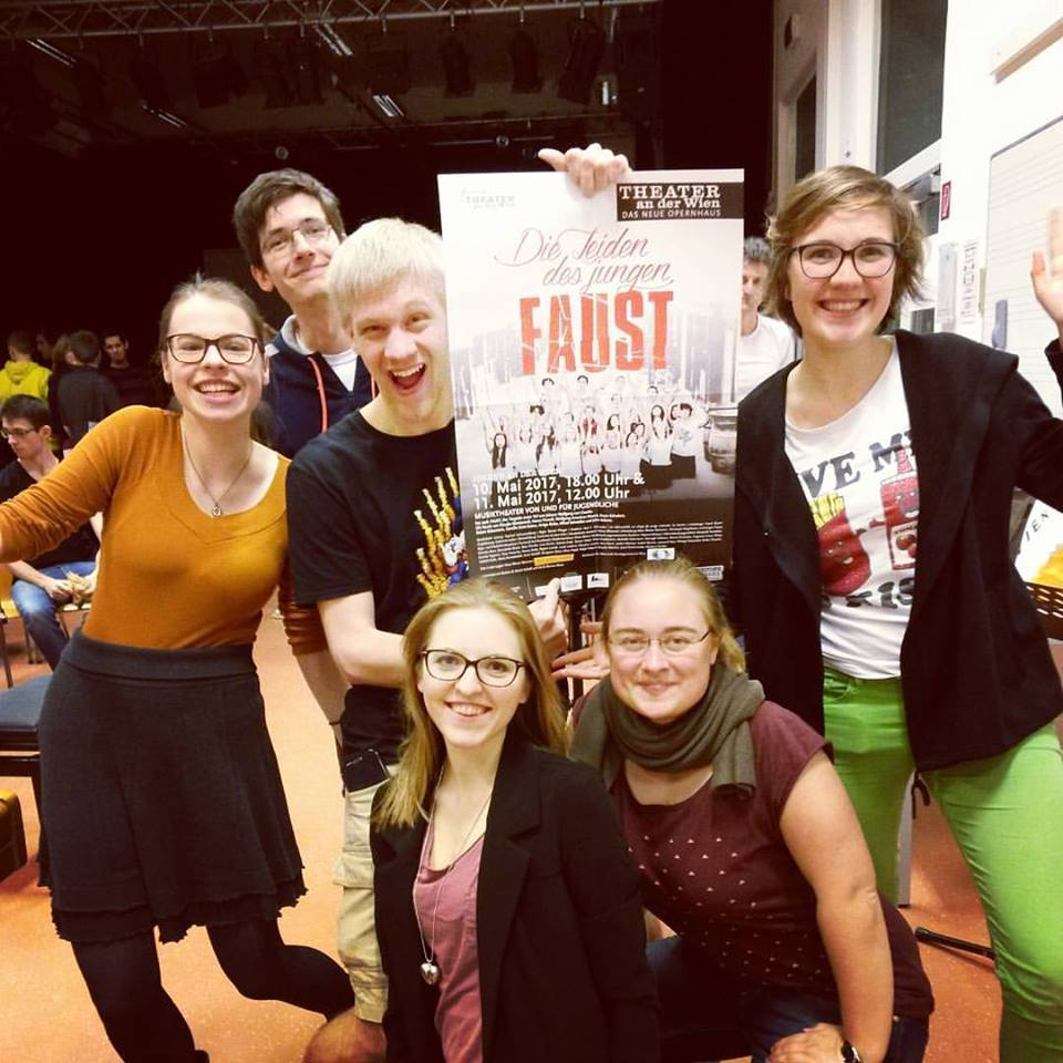 Faust-Szenen, Theater an der Wien
