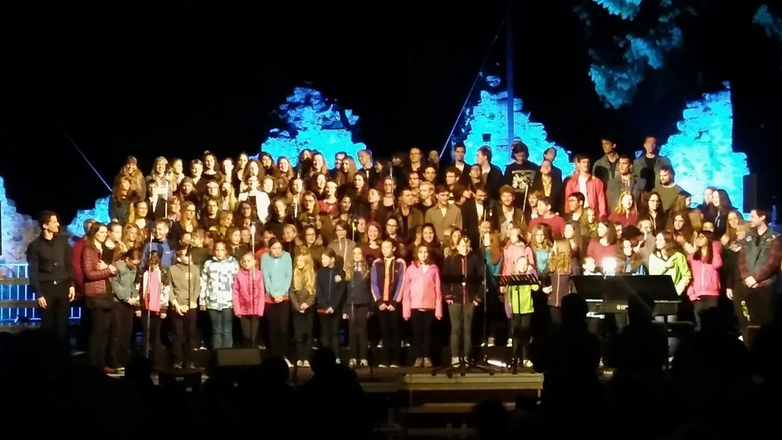 Young Voices in Concert – Das Konzert der jungen Stimmen