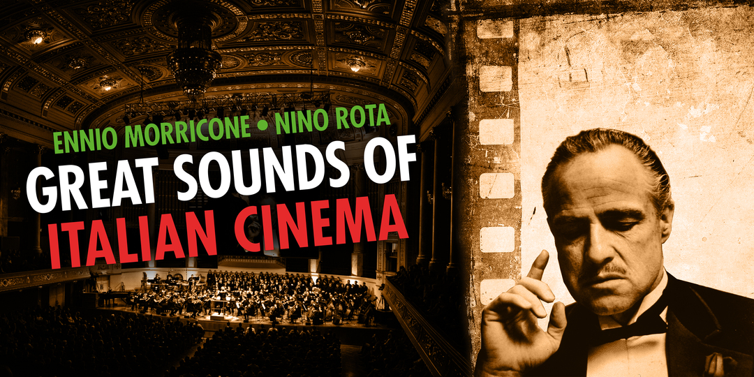 Great Sounds of Italian Cinema