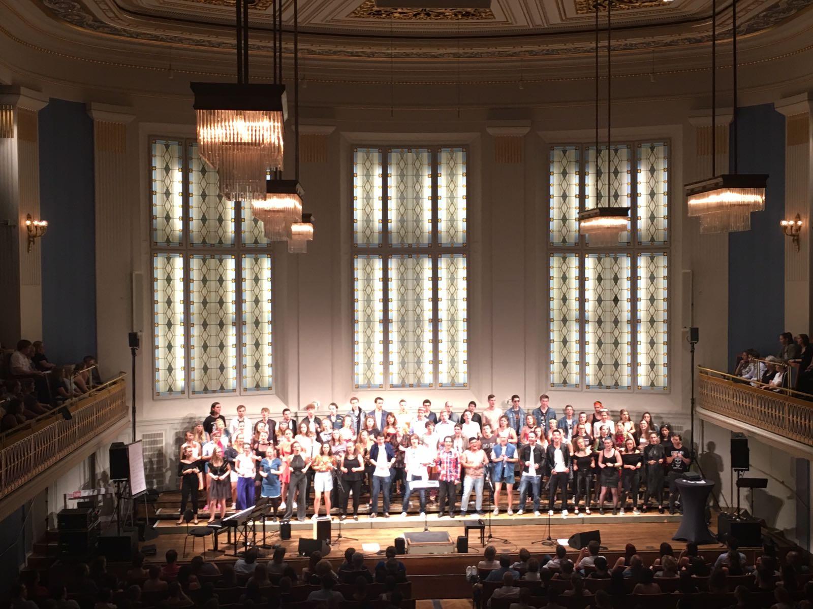 We entertained you! - Stimmen zum Konzert im Mozart-Saal