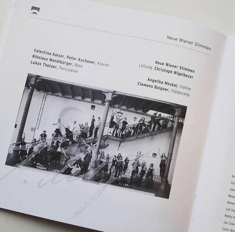 Debut beim Lisztfestival Raiding
