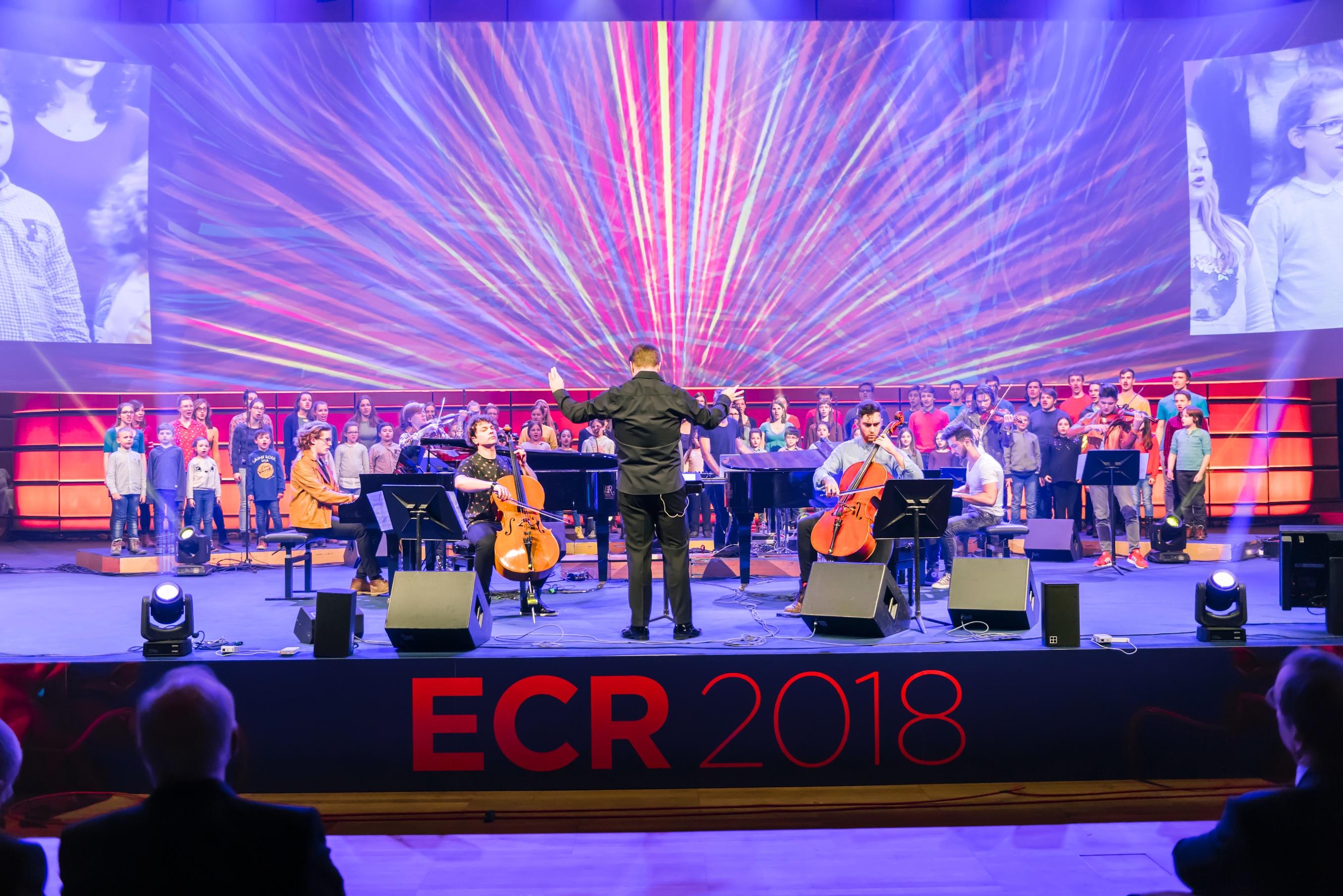 Die Neuen Wiener Stimmen beim ECR
