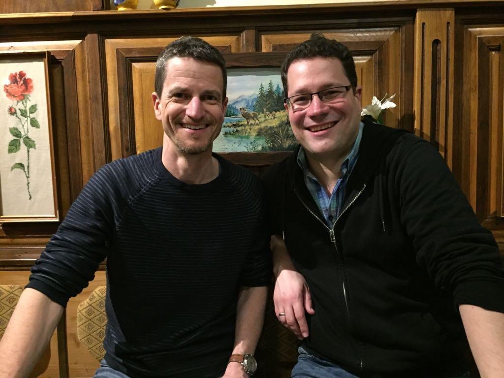 Alle Menschen werden Schwestern und Brüder - Interview mit Christoph Wigelbeyer und Michael Grohotolsky