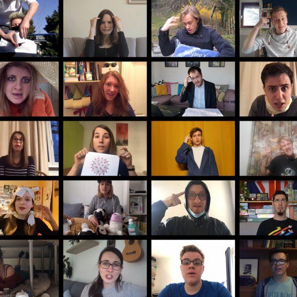 C(h)orona: Ein virtuelles Chorstück geht viral