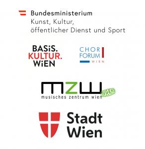 Neue Wiener Stimmen | Sponsoren | Logos
